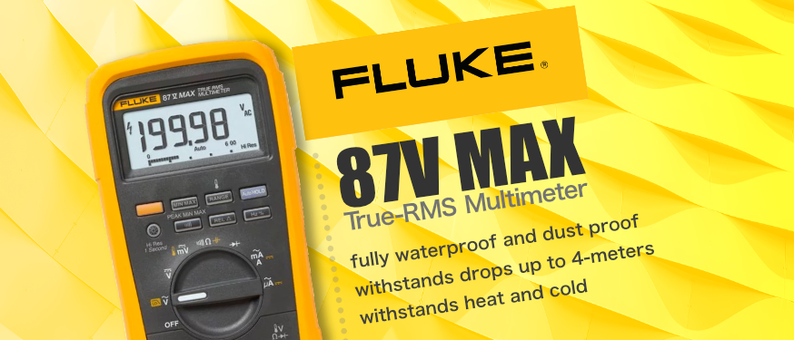 87V MAX True-RMS Multimeter